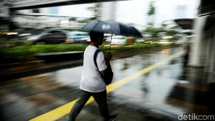 Gampang masuk angin di awal musim hujan? Coba tips berikut (Foto: Rifkianto Nugroho)