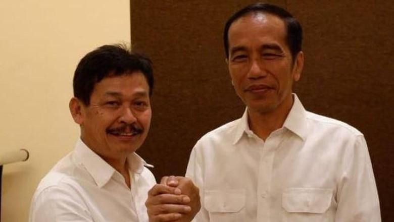 BPN Klaim Didukung Jenderal Hebat, TKN Pamer Barisan Jenderal Pro-Jokowi
