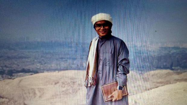 Taqy Malik, mantan menantu Sunan Kalijaga