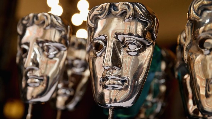 LONDON, ENGLAND - FEBRUARY 10:  The iconic BAFTA mask awards sit ready to be polished at the Savoy Hotel ahead of the British Academy Film Awards on Sunday 16th February, on February 10, 2014 in London, England.   (Photo by Chris Jackson/Getty Images)