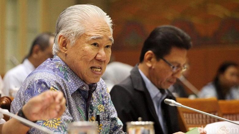 Kasus Bowo Sidik, KPK Geledah Ruang Kerja Mendag Enggartiasto Lukita
