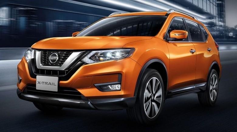 Hasil gambar untuk Nissan luncurkan New Nissan X-Trail di Indonesia