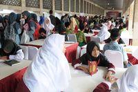 35 Ribu Santri Ikuti Wisuda Akbar Rumah Tahfizh PPPA Daarul Qur'an