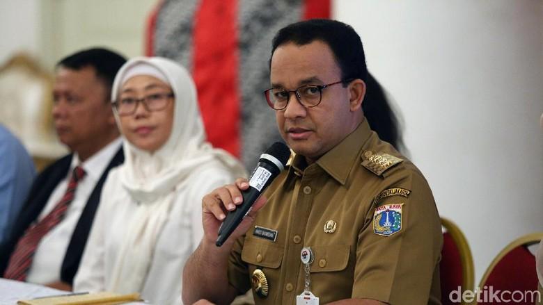 Anies ke DPRD DKI Soal Penjualan Saham Bir: Makanya Segera Dibahas