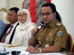 Anies Soroti Masalah Air Bersih di Jakarta