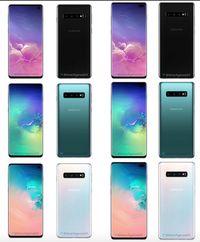 Apa Ini Warna-warni Trio Galaxy S10?