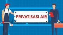 Swastanisasi Air di DKI, Dimulai Zaman Soeharto Diakhiri Anies