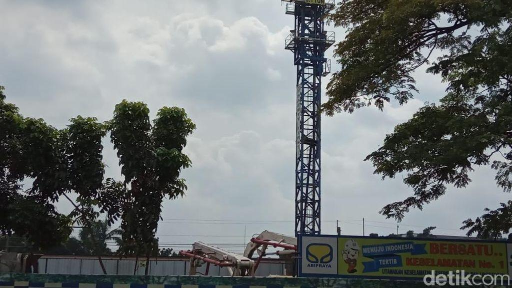 Setahun Lebih Proyek TOD Tanjung Barat Belum Berwujud