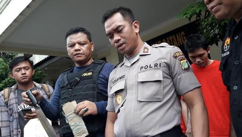 Polisi Tangkap 4 Pelaku Begal Sadis di Bekasi