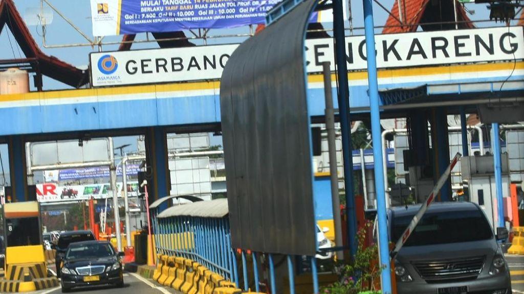 Sah! Tarif Tol Bandara Soetta Naik Jadi Rp 7.500