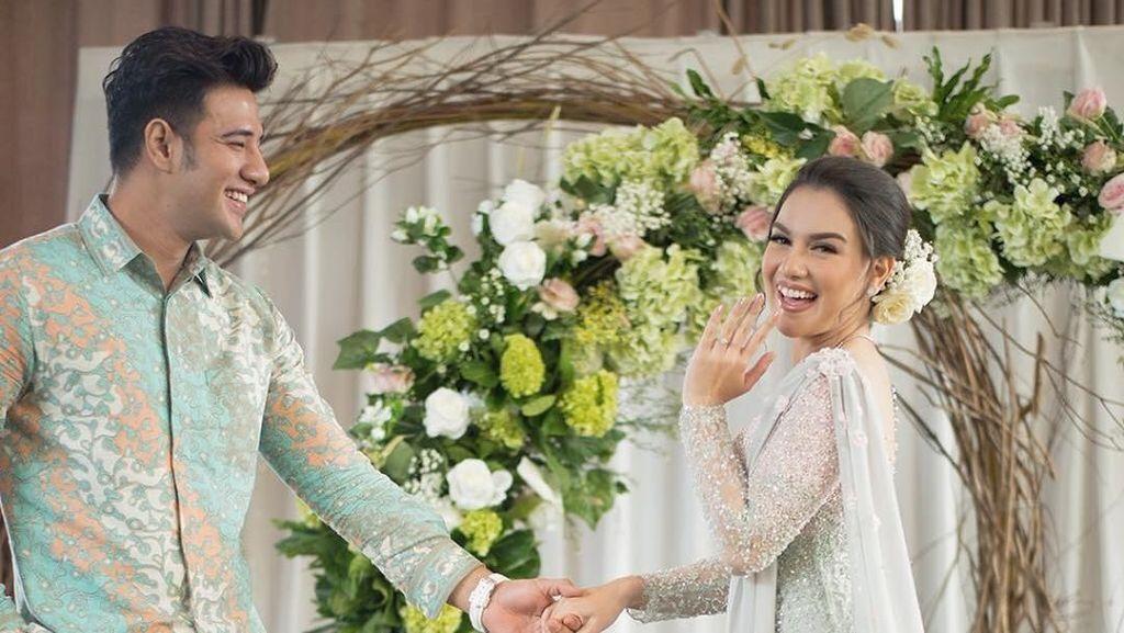 Seperti Ammar Zoni-Irish Bella, Lebih Sehat Tak Undang Mantan Saat Nikah