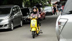 Ini Aturan Kendarai Migo di Jakarta, Harus Pakai Helm dan Minimal 17 Tahun
