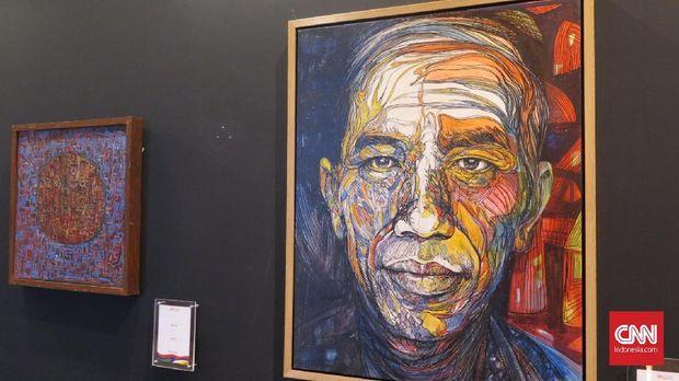 Presiden Jokowi juga disebut memiliki ketertarikan pada seni musik.