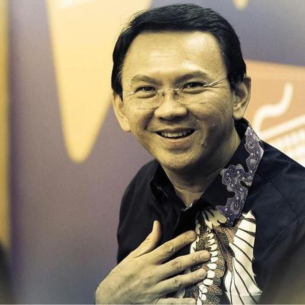 Ahok Balas Anies soal Penerbitan IMB Pulau Reklamasi
