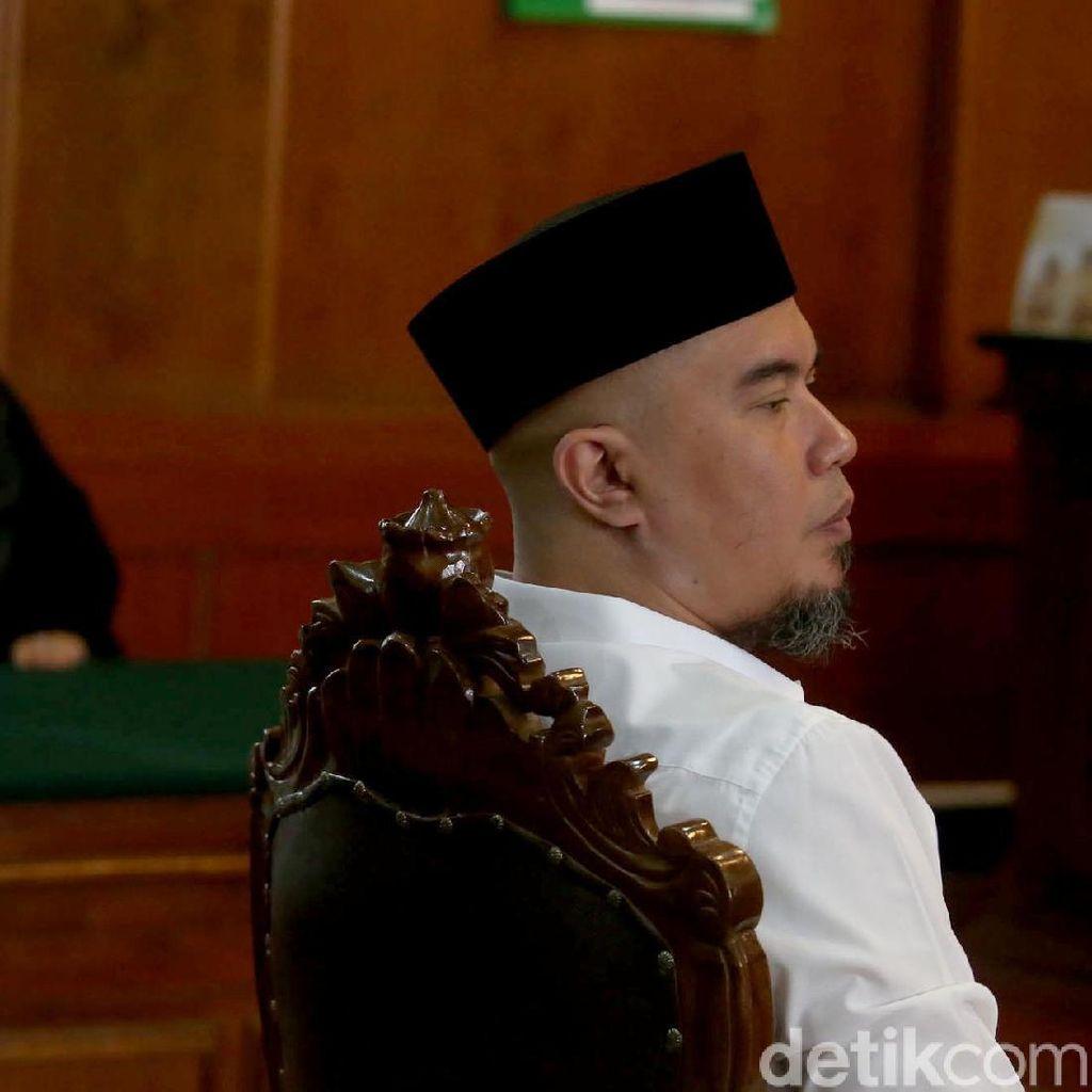 Pengacara Ahmad Dhani Laporkan Tiga Hakim PN Jaksel ke Komisi Yudisial