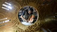 Keren! Gitar Berbahan Logam Asal Cimahi Tembus Pasar Eropa