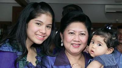 Doa Sang Menantu untuk Kesembuhan Ani Yudhoyono