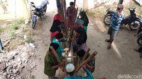 Tradisi Unik di Polewali Mandar Menyambut Musim Panen