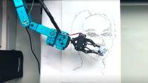 Perkenalkan Ai-Da, Pablo Picasso dalam Wujud Robot