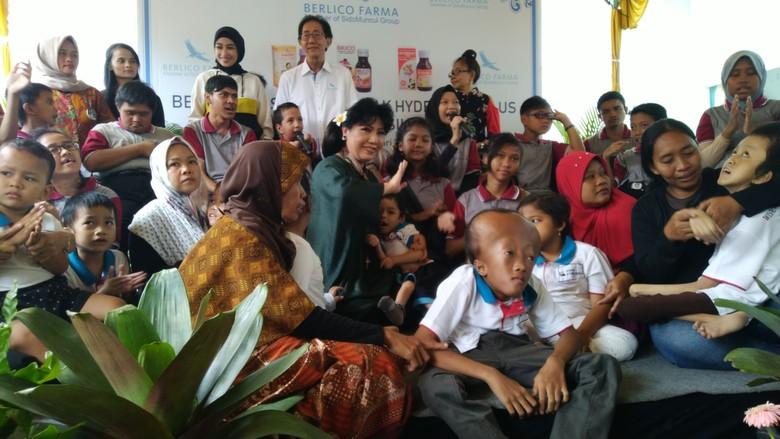 Anak Hidrosefalus dan Difabel di Semarang Dapat Bantuan Rp 200 Juta