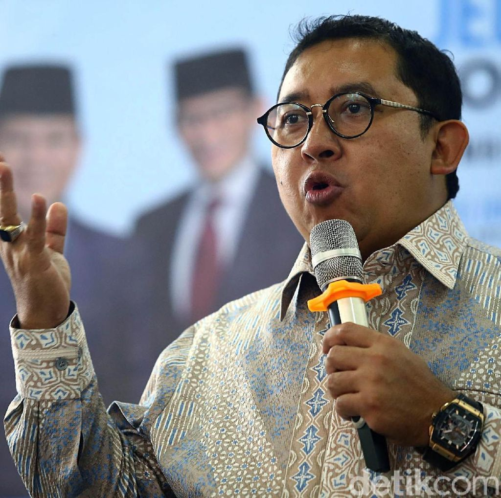 Serangan Tanpa Batas Fadli dan Ironi Bursa Menteri Jokowi