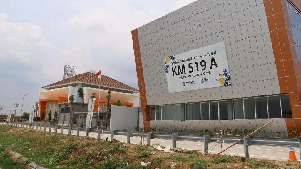 Rest Area Tol Trans Jawa Mulai Disiapkan untuk Mudik Lebaran