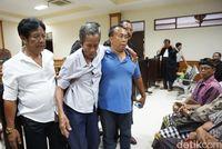 Tua-tua Keladi, Kakek 89 Tahun di Bali Dibui 4 Bulan karena Korupsi