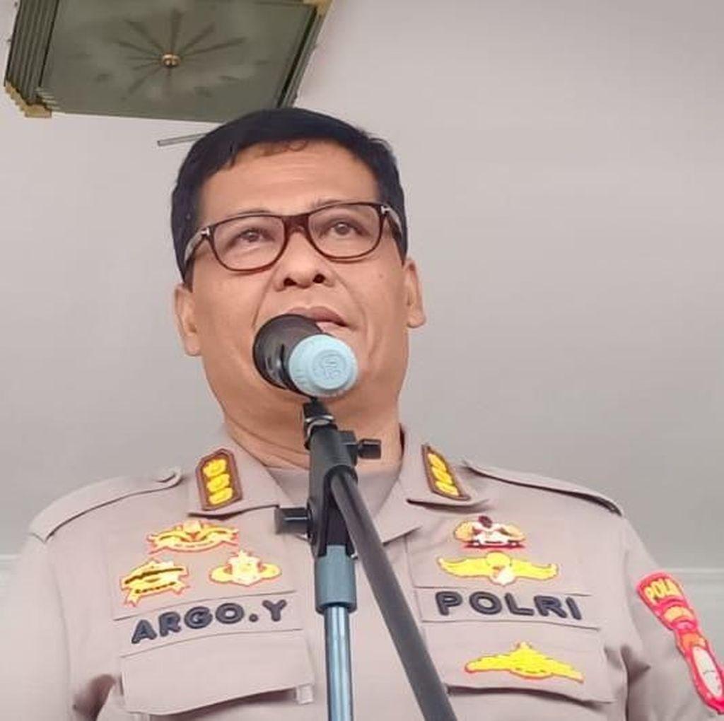 Polisi: Ledakan Petasan di Parkit Senayan Timbulkan Lubang 15 Cm