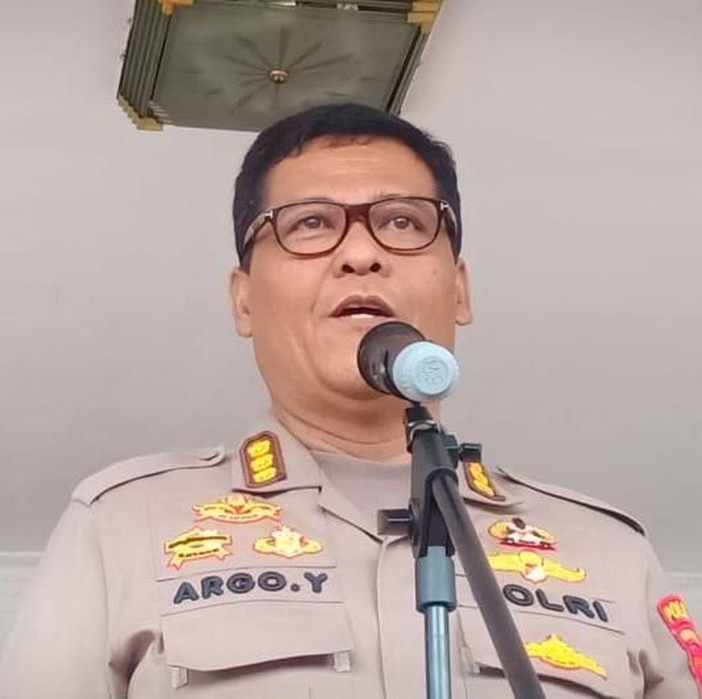 Polisi: Tim Masih Bekerja Ungkap Pelaku Ledakan Petasan di Senayan