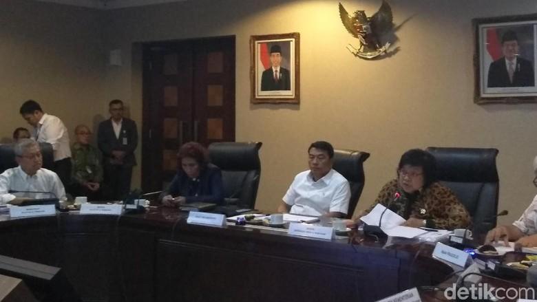 Menteri LHK Beberkan Tindakan Tegas Pelanggar Lingkungan di Era Jokowi