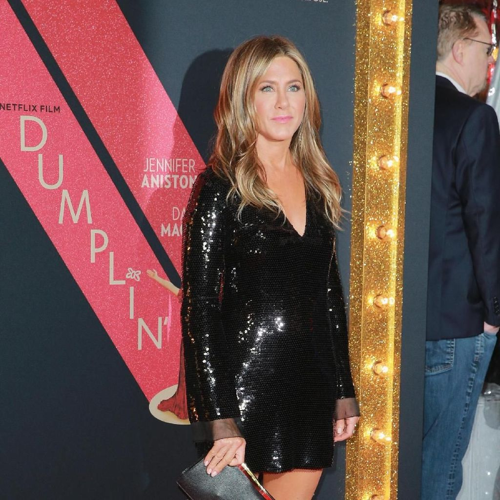 Debut di Instagram, Jennifer Aniston Bikin Kekacauan