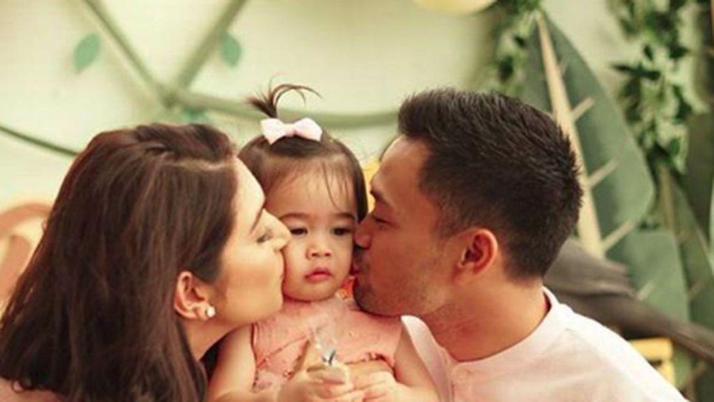 7 Momen Spesial Perayaan Ulang Tahun Raqeema, Anak Nabila Syakieb
