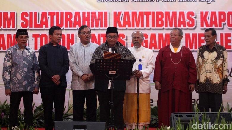 Ketua KPU DKI: Setop Hoax dan Politisasi SARA demi Pemilu Damai