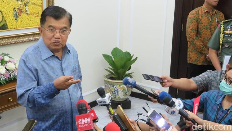 JK Tak Mau Ahok Gabung ke TKN Jokowi
