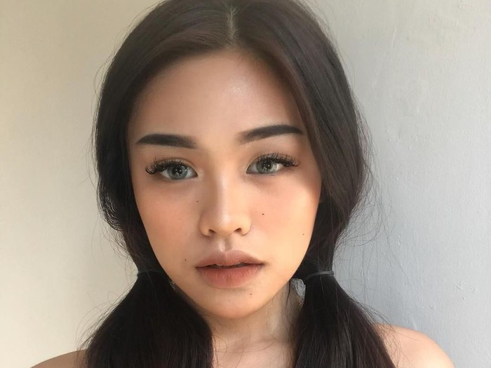 Annette, selebgram yang dikritik netizen di Twitter. Foto: Instagram @skannette