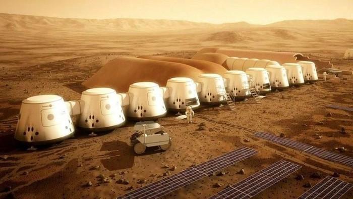 Foto: dok. Mars One