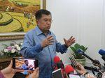 Wapres JK Dapat Kritik Menteri ke Daerah Tak Lapor Gubernur