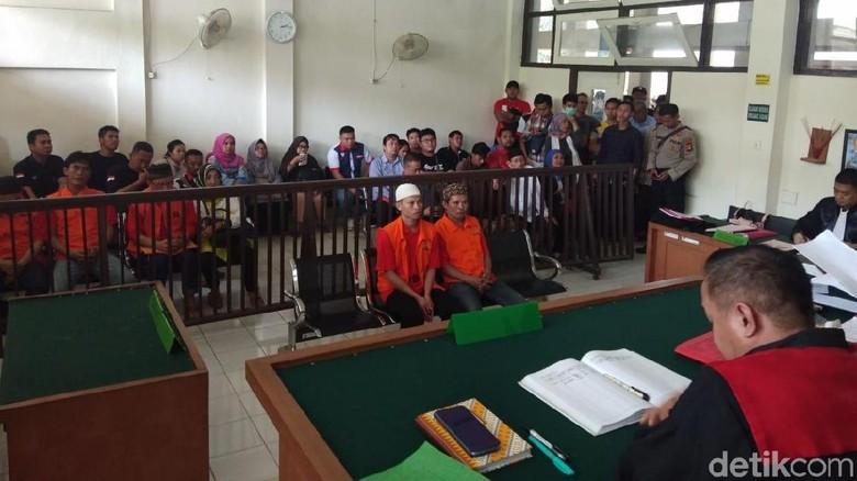 Pembunuh Sopir Taksi Online di Sumsel Didakwa Pasal Berlapis
