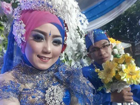 Pasangan asal Jember berjodoh, awalnya perang komentar di grup Facebook