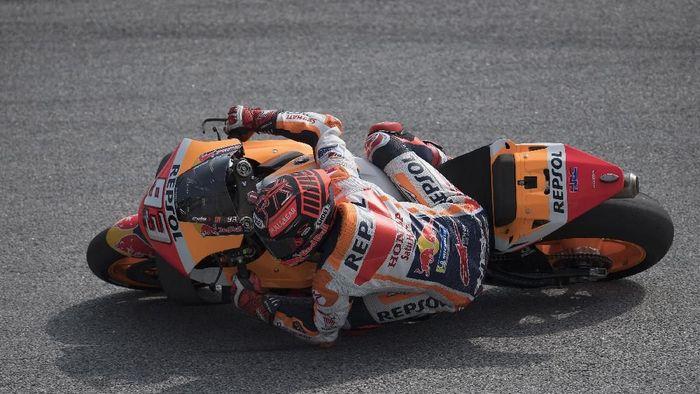 Marc Marquez dan para pebalap Honda lainnya belum unjuk gigi di tes MotoGP Sepang (Mirco Lazzari gp/Getty Images)