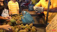 Nyam! Uniknya Durian Mini Berdaging Tebal Beraroma Kuat