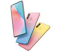 Dua Warna Baru Galaxy A8s Bikin Menggoda