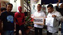 Ke Markas TKN Jokowi, Warga Terdampak Proyek PLTU Ngadu soal Energi Bersih