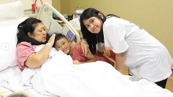 Ani Yudhoyono mengidap kanker darah. Foto: Dok. Instagram Annisa Pohan