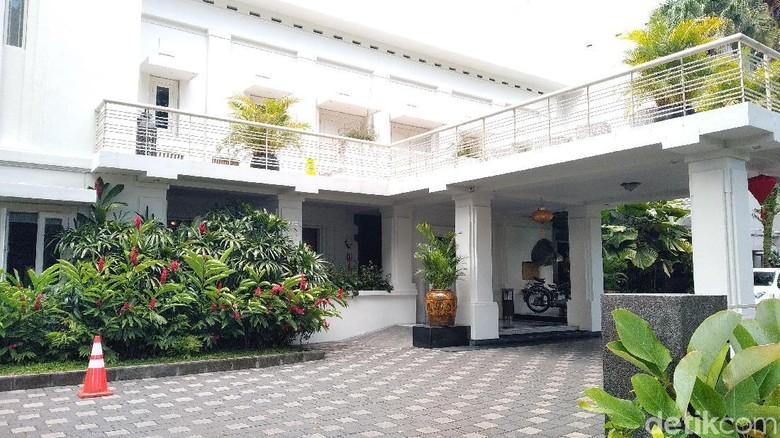 Foto: The Shalimar Hotel Boutique di Malang (Muhammad Aminudin/detikTravel)