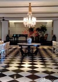 Bersama ahli sejarah, pihak hotel kabarnya juga tengah serius menelusuri sejarah dari bangunan ini (Muhammad Aminudin/detikTravel)