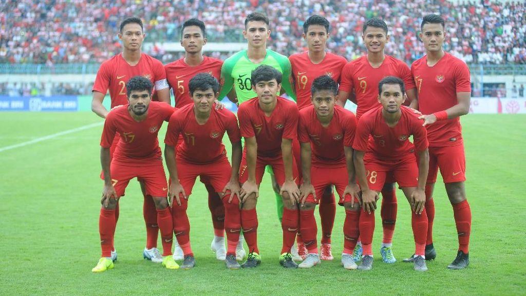 Sepakbola Tanah Air Bersengkarut, Timnas Indonesia U-22 Tempur di Kamboja
