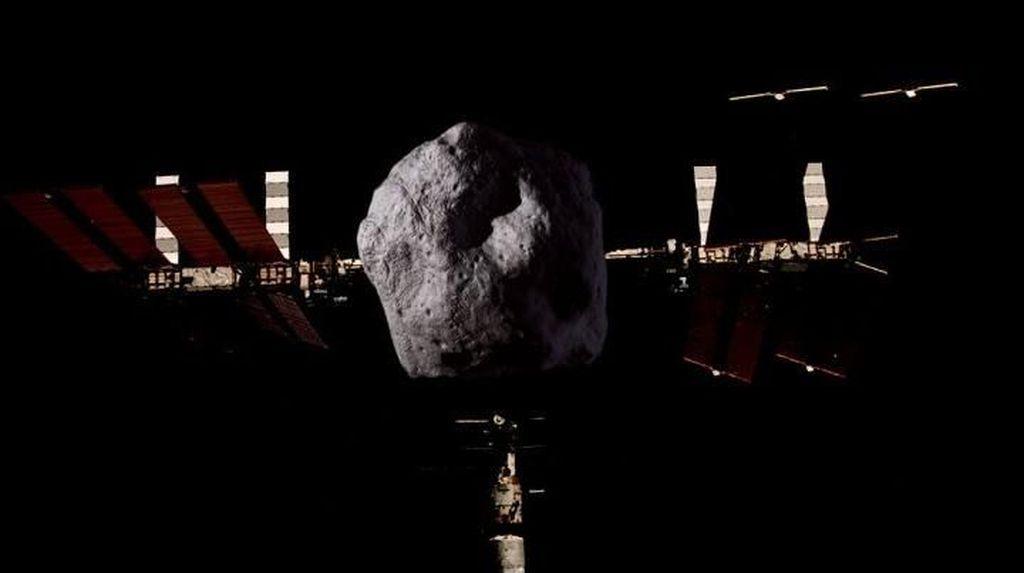 Edan! Ilmuwan Mau Bikin Stasiun Luar Angkasa di Asteroid