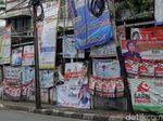 Perindo Sebut APK Capres di Cilacap Kalah dengan Caleg