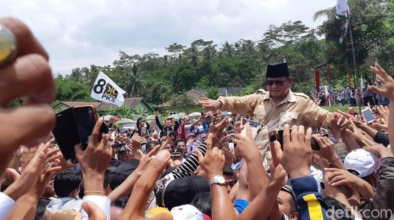 Kritik Prabowo: Indonesia Itu Kaya, Tapi Rakyat Tak Menikmati